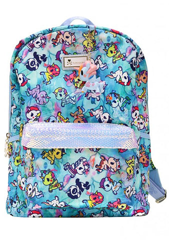 Watercolor Paradise Backpack