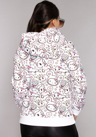 X Hello Kitty Sugar Rush Hoodie