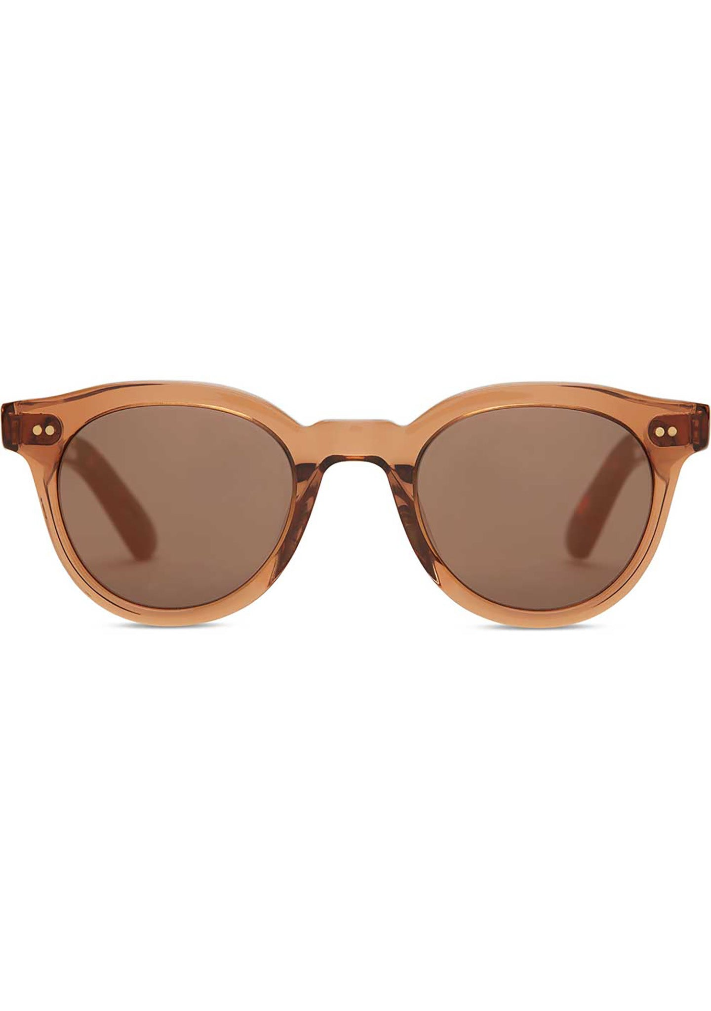 TOMS Fin Sunglasses in Ash Brown Crystal