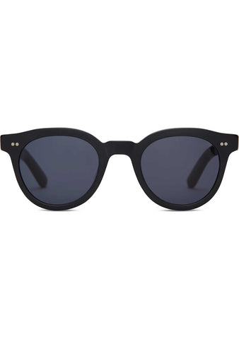 TOMS Fin Sunglasses in Matte Black