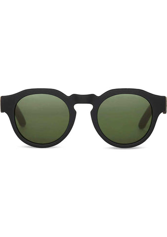 TOMS TRAVELER Bryton Sunglasses in Matte Black