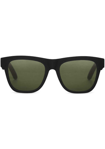 TOMS TRAVELER Dalston Polarized Sunglasses in Matte Black