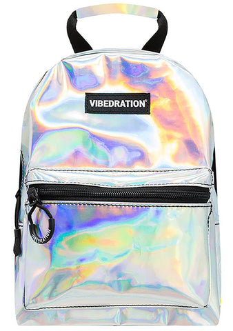 Vibedration Holla Silver H2O 1.0L Mini Hydration Backpack