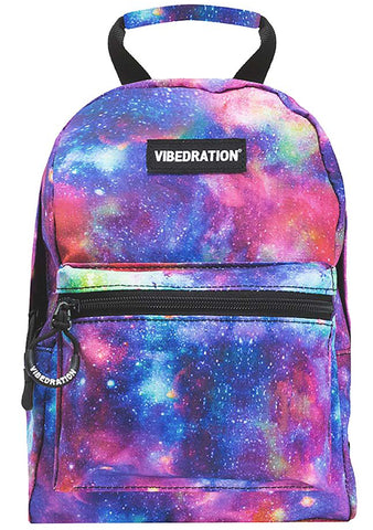 Vibedration Metallic Space H2O 1.0L Mini Hydration Backpack
