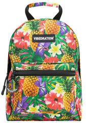 Vibedration Tropical Pineapple H2O 1.0L Mini Hydration Backpack