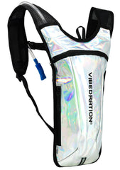 Vibedration Holla Silver GA 2.0L Hydration Pack