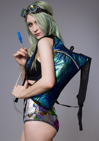 Vibedration Mermaid GA 2.0L Hydration Pack