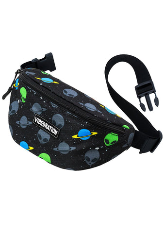 Vibedration Alienz Fanny Pack