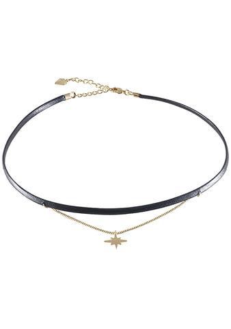 Wanderlust + Co Star & Chain Choker