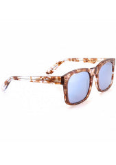 Wildfox Sun Gaudy Deluxe Sunglasses in Coconut