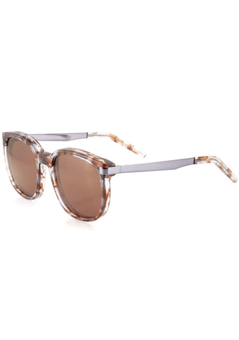 Wildfox Sun Geena Sunglasses in Coconut