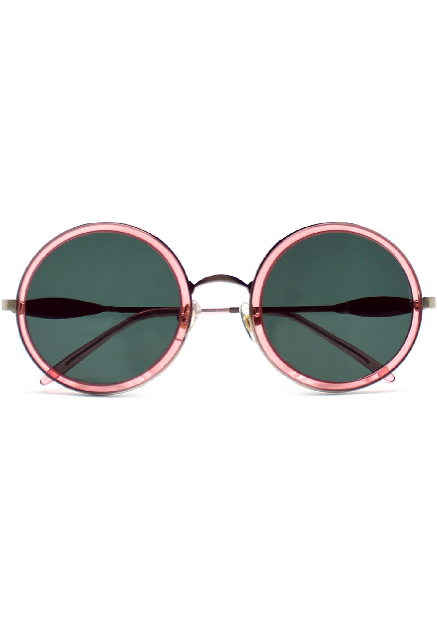 Wildfox Sun Ryder Sunglasses in Rosewater