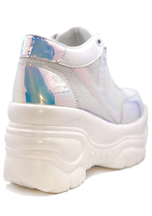 Matrixx Sneakers in White Atlantis