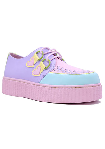 Krypt Kreeper Pastel Sneakers