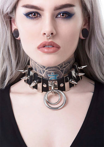 KILLSTAR Loop Collar Choker
