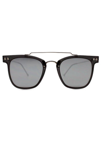Spitfire FTL Sunglasses in Black/Silver