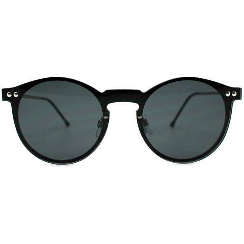 Spitfire Orphius Sunglasses in Silver/Black