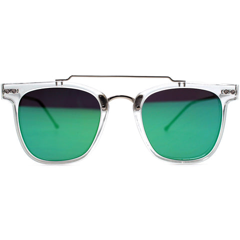 Spitfire FTL Sunglasses in Clear/Green