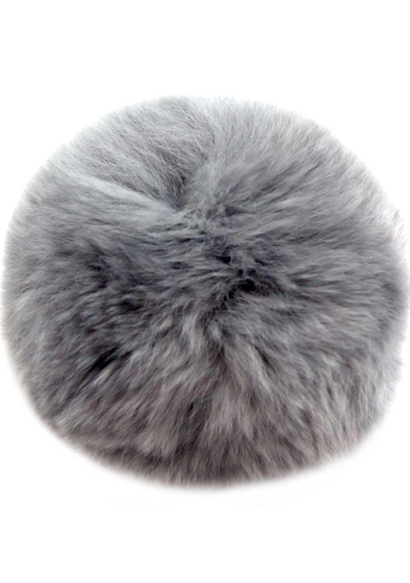 7 LUXE Single Puff Ball Pin Clip