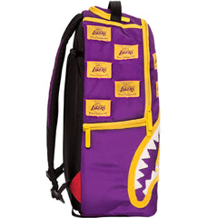 Sprayground NBA Lab Los Angeles Lakers Patches Backpack