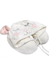 Steve Madden Cute Mouse Travel Neck Pillow