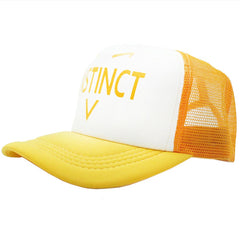 7 LUXE X Pokemon Go Team Instinct Trucker Hat