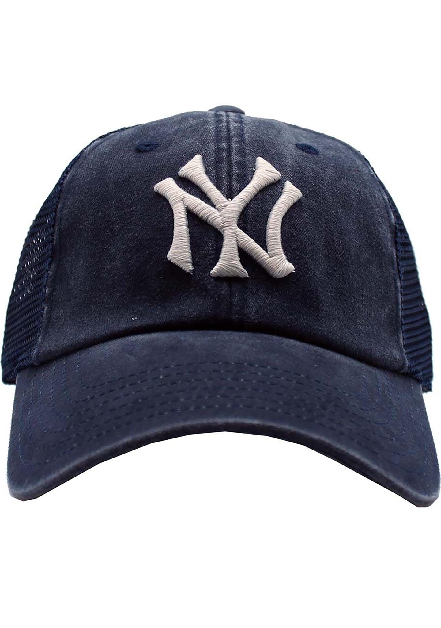 American Needle New York Yankees Raglan Bone Baseball Hat