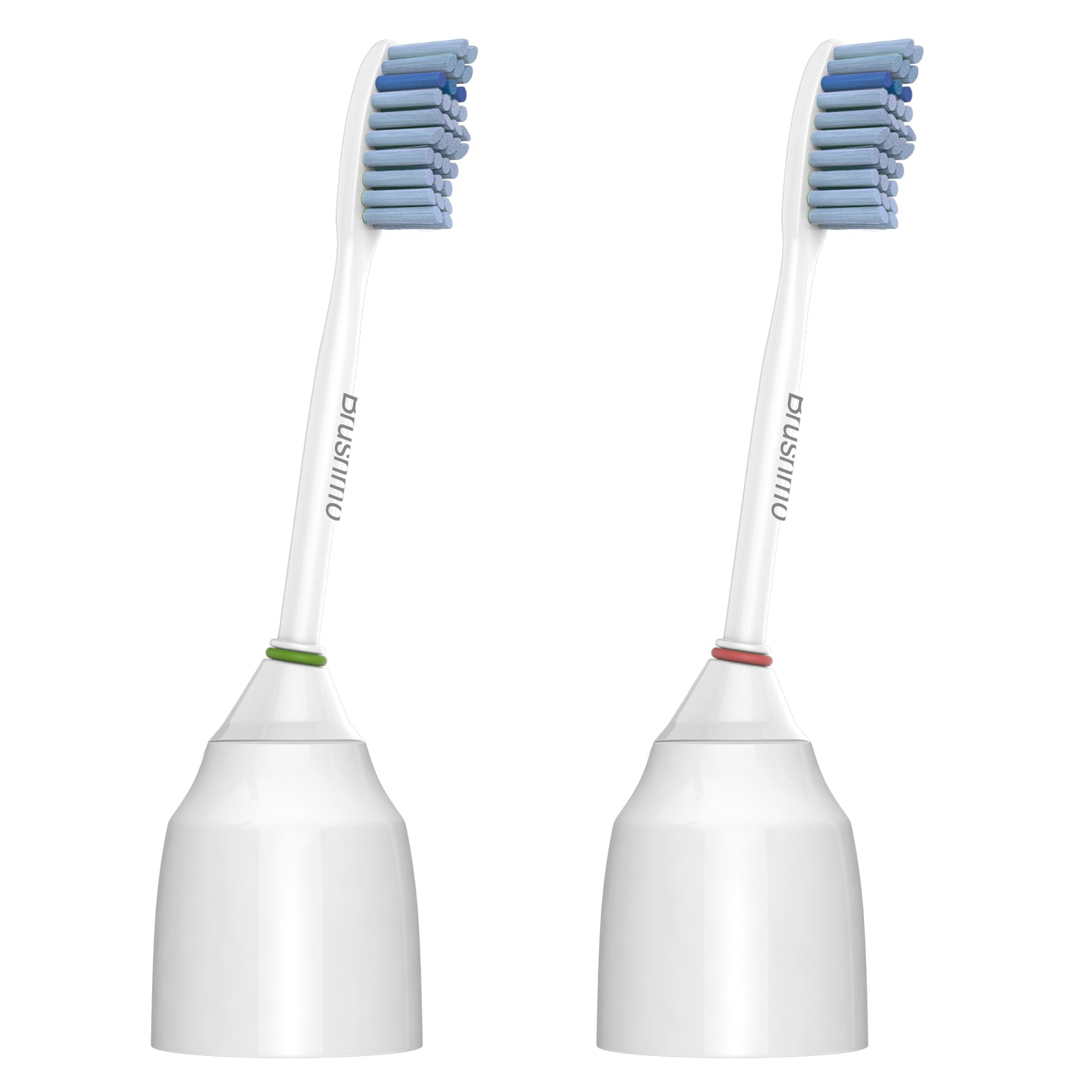 Brushmo sensitive replacement toothbrush heads for Philips Sonicare HX7052 E-SERIES