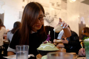 Bay Area Dessert Shops Elevate Matcha To New Heights