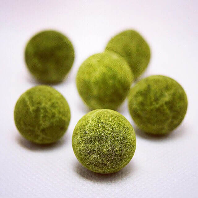Healthy Matcha Chocolate Truffles Recipe