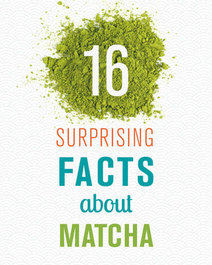 16 Surprising Healthy Facts About Matcha Green Tea