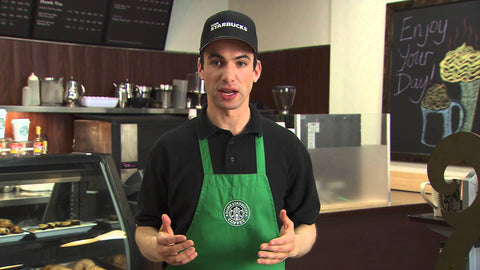 Starbucks Bartista