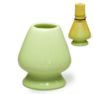 Mystik Porcelain Matcha Whisk Holder