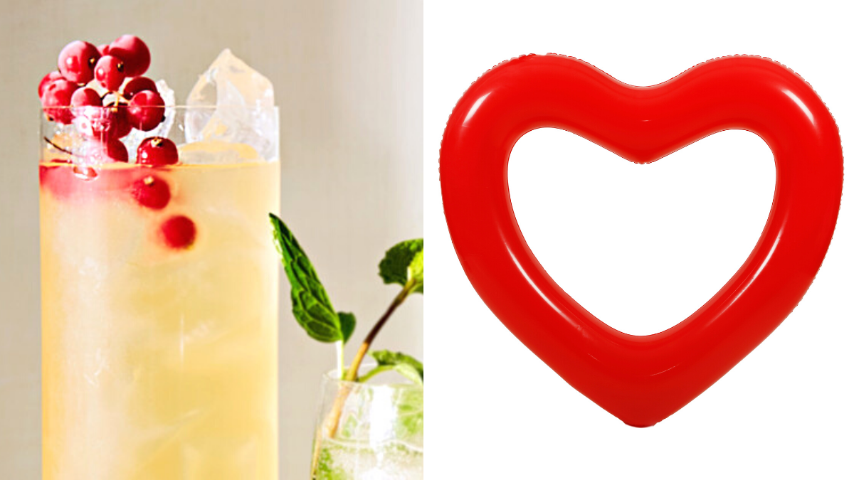 Five Mocktail Recipes to Make You Forget There's No Alcohol