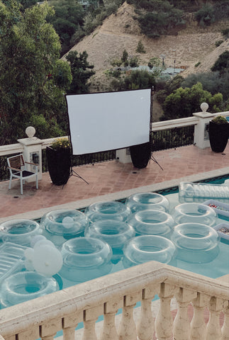 Dive In Movie Pool Party Style