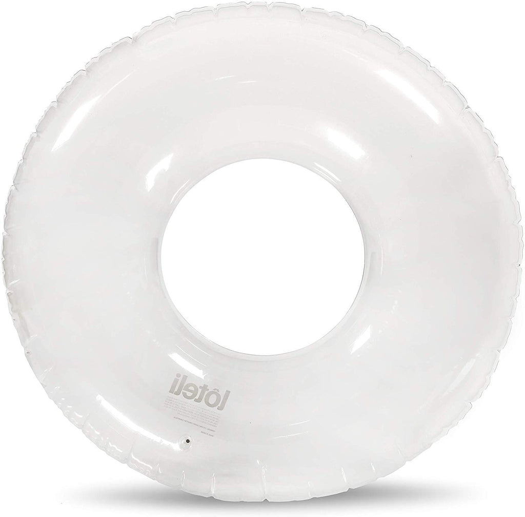 The Clear Swim Ring