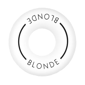The Blonde Pool Float
