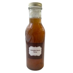 Lavender Honey Syrup