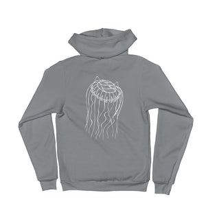 Atola Jelly Zip Up Hoodie - Limited Edition
