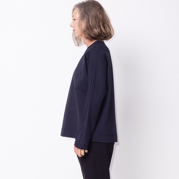 Raglan Long Sleeve Linen