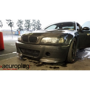 csl style front bumper for e46 m3 fitment only