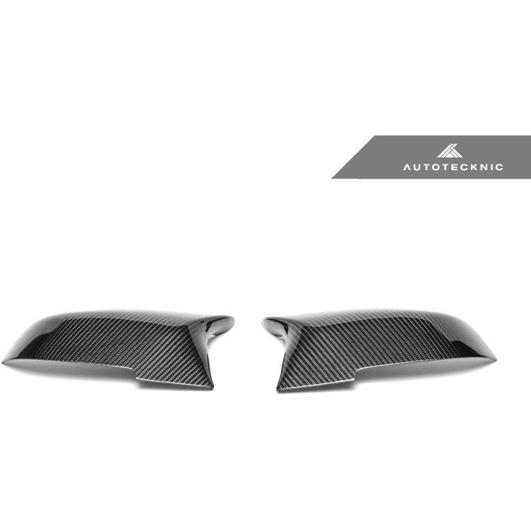 AUTOTECKNIC CARBON FIBER REPLACEMENT M-INSPIRED MIRROR COVERS - AEUROPLUG