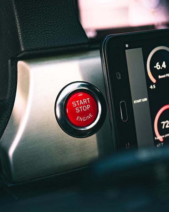 E9X PUSH TO START BUTTON