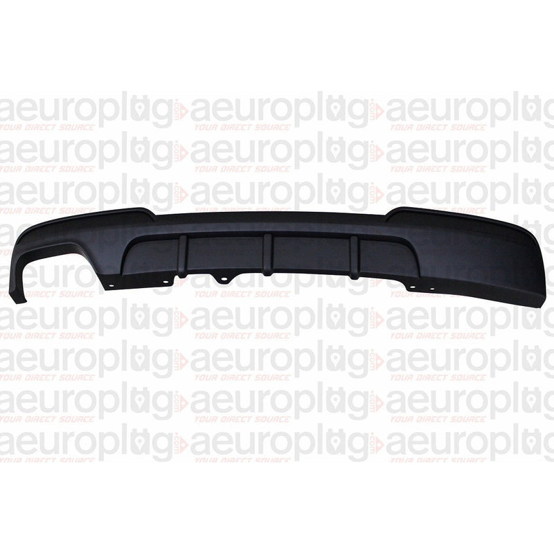 bmw f10 mtech performance style rear diffuser for 528