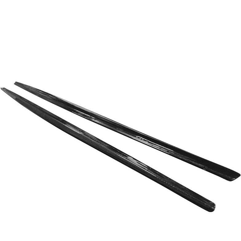 BMW F22 235I PERFORMANCE STYLE SIDE SKIRT EXTENSIONS, , AEUROPLUG