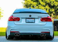 F30 M-Tech Rear Bumper Performance