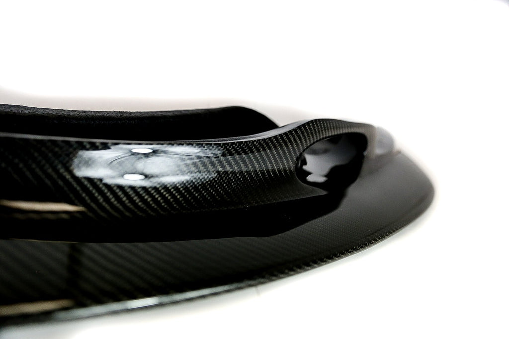 DELAYED!!!!!!!!!!!PRE ORDER TODAY !!! E90/E92/ M3 REP GT4 LIP CARBON FIBER NON M