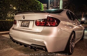 F30 M-performance Carbon fiber spoiler