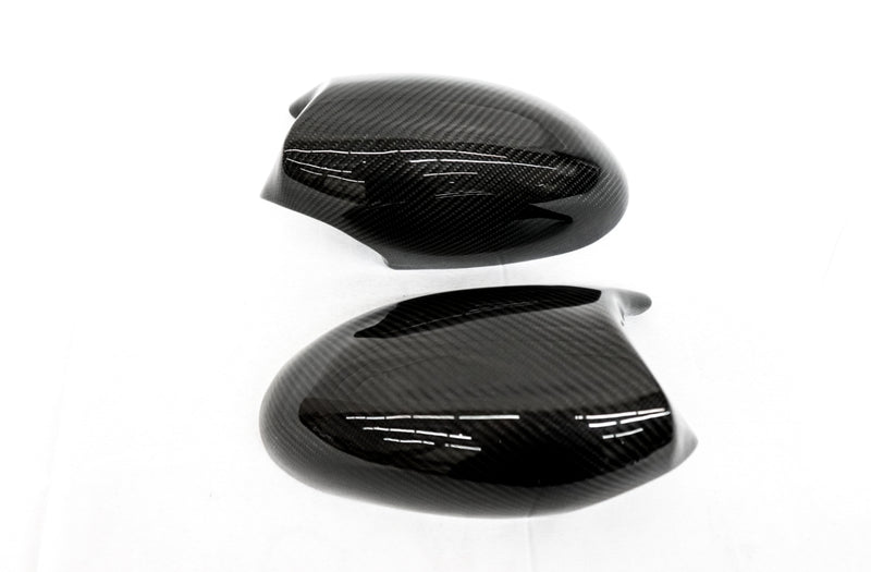 E9x M3 Mirror Cap Replacements Non-M Carbon Fiber
