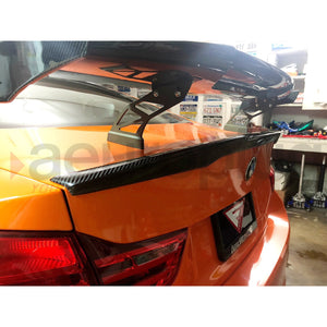 BMW F82 M4 PERFORMANCE STYLE CARBON FIBER TRUNK SPOILER - AEUROPLUG